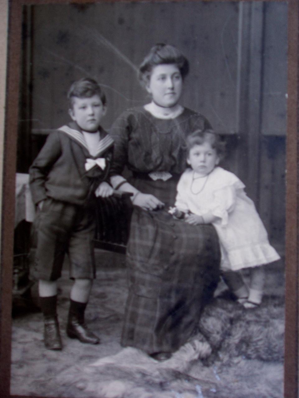 ma Jonker, Joop en Betsy